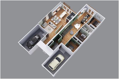 Castlebury Floor Plan