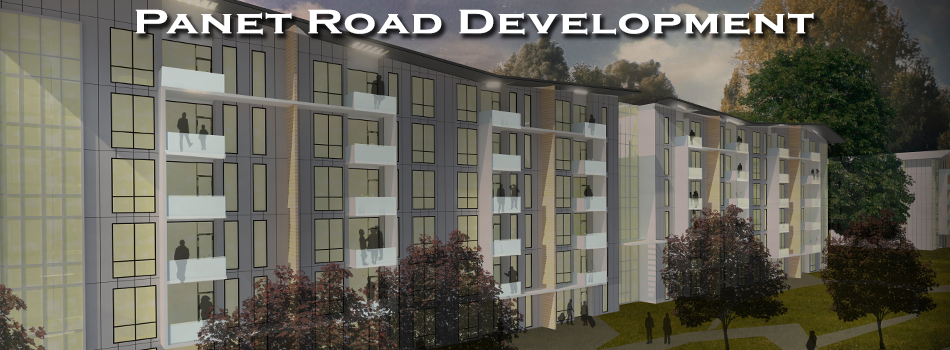 Panet Road Development