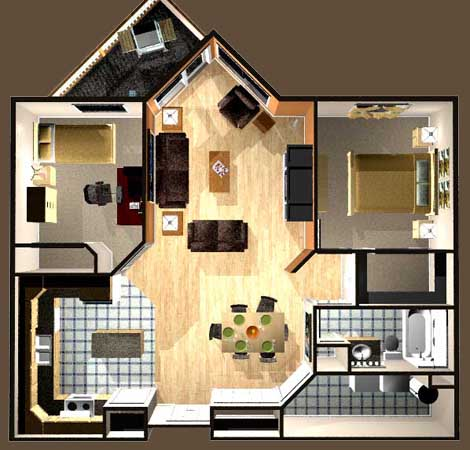 Keewatin Estates - Floor Plan A