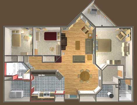 Keewatin Estates - Floor Plan C