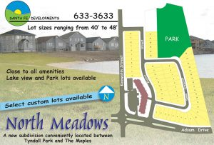 North Meadows - marketing