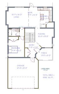 Charles - Floor Plan 01