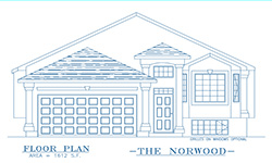 The Norwood exterior