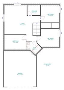 Tyndal - Lower Floor