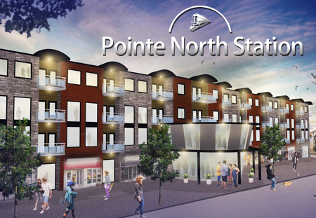 Pointe North Station
