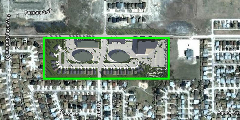 North Pointe - Google Top View