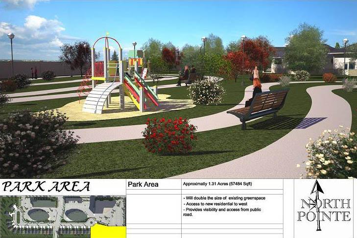 North Pointe - Park Area