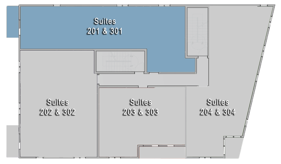 425 Main - the Bluebell location
