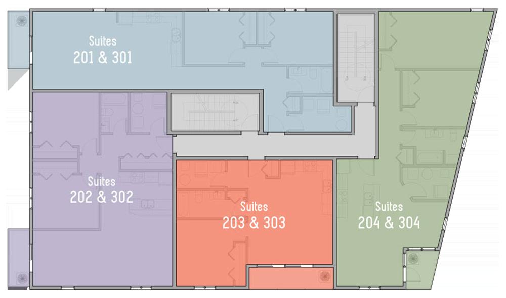 425 Main - Selkirk - 2nd & 3rd Floor