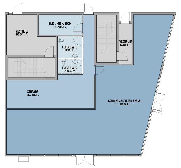 425 Main - Main Floor