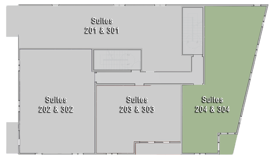 425 Main - the Sage location